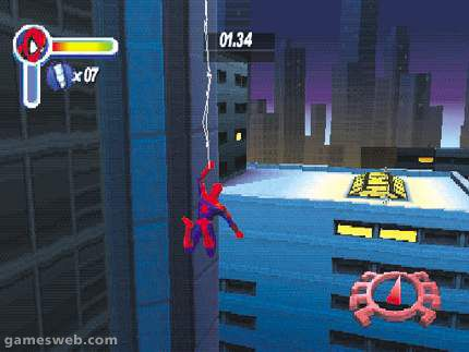 Spider-Man  Archiv - Screenshots - Bild 2