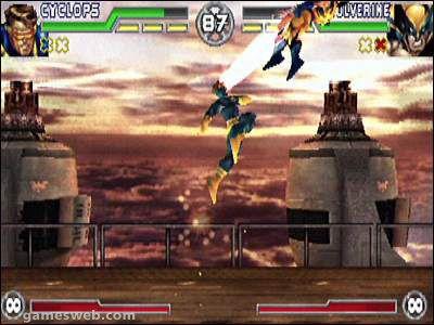 X-Men Mutant Acadamy  Archiv - Screenshots - Bild 2