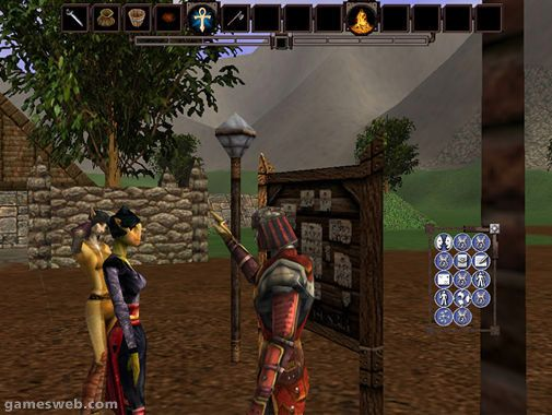Ultima Worlds Online Screenshots Archiv - Screenshots - Bild 2
