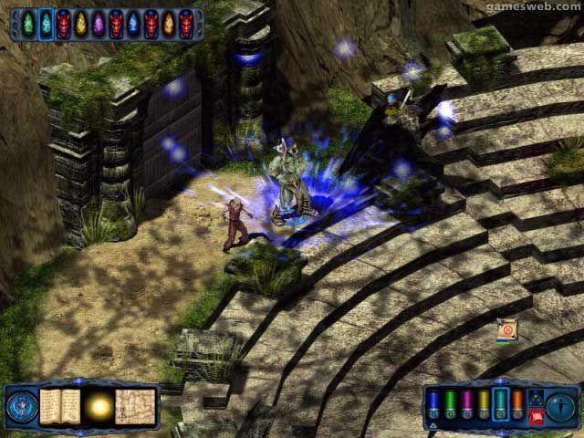 Pool of Radiance: Ruins of Myth Drannor  Archiv - Screenshots - Bild 2