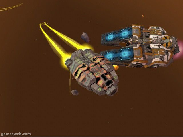 Homeworld: Cataclysm Screenshots Archiv - Screenshots - Bild 2