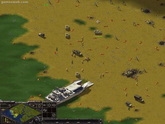 Sudden Strike - Screenshots - Bild 2