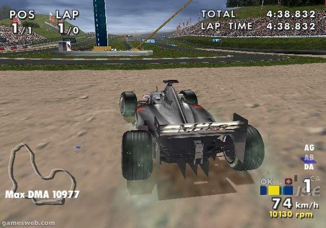 F1 Racing Championship  Archiv - Screenshots - Bild 31