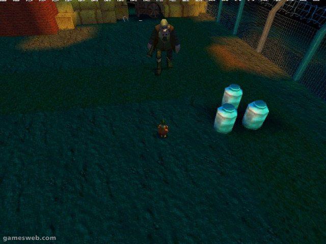 Chicken Run Screenshots Archiv - Screenshots - Bild 2