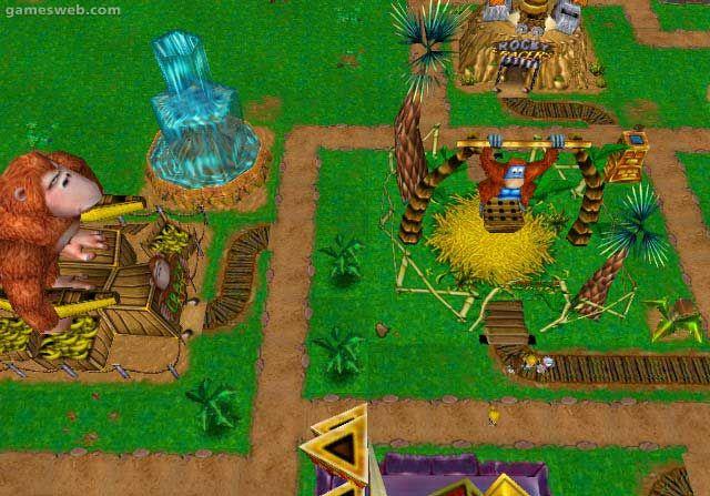 Theme Park Rollercoaster  Archiv - Screenshots - Bild 2