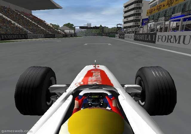 F1 Racing Championship  Archiv - Screenshots - Bild 9