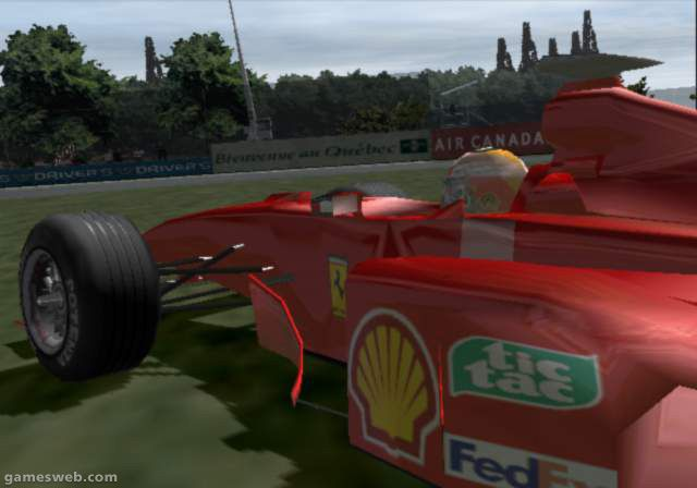 F1 Racing Championship  Archiv - Screenshots - Bild 22