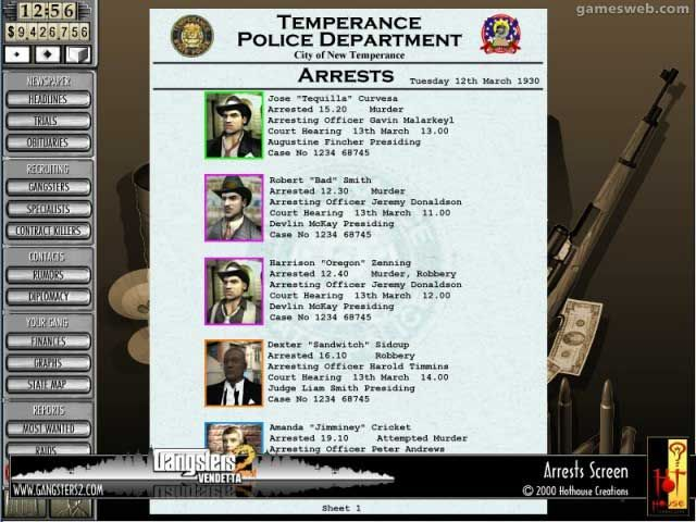Gangsters 2 Screenshots Archiv - Screenshots - Bild 2