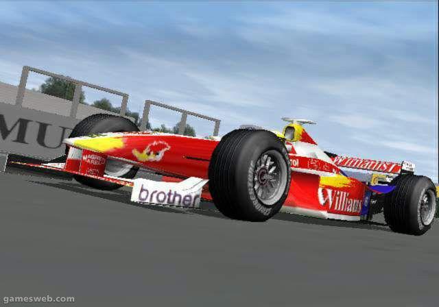 F1 Racing Championship  Archiv - Screenshots - Bild 3