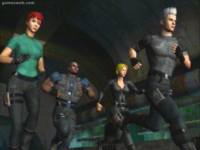 X-Squad  Archiv - Screenshots - Bild 2