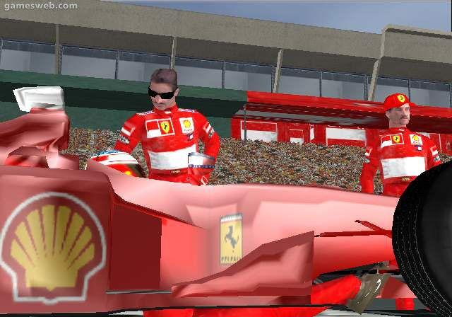 F1 Racing Championship  Archiv - Screenshots - Bild 26
