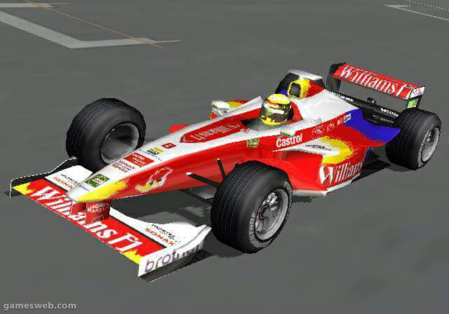 F1 Racing Championship  Archiv - Screenshots - Bild 2