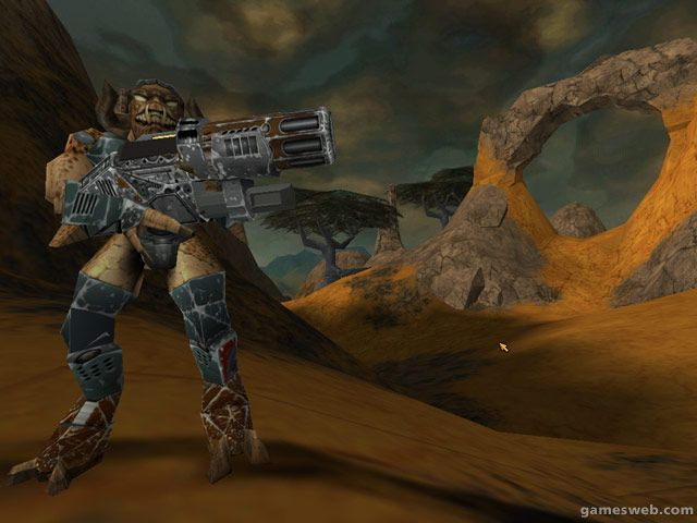 Tribes 2 Screenshots Archiv - Screenshots - Bild 24
