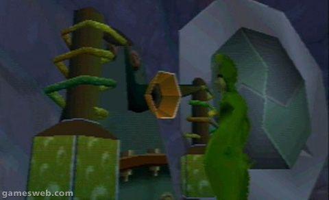 The Grinch  Archiv - Screenshots - Bild 2