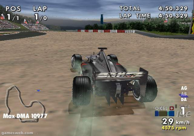 F1 Racing Championship  Archiv - Screenshots - Bild 33