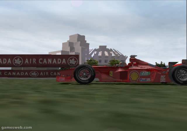 F1 Racing Championship  Archiv - Screenshots - Bild 8