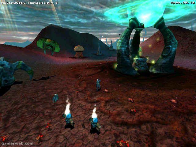Sacrifice Screenshots Archiv - Screenshots - Bild 22