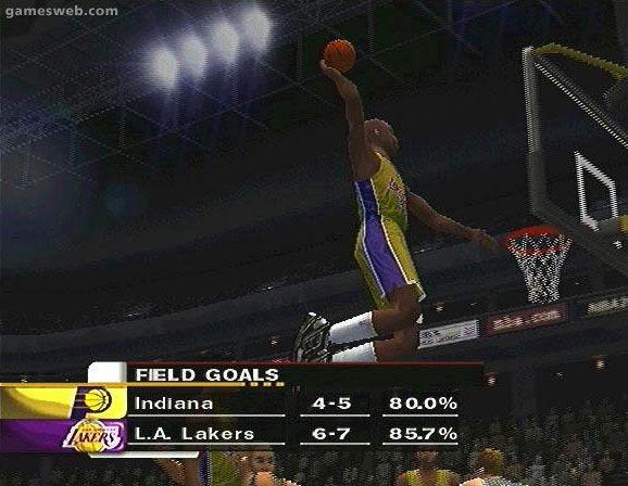 ESPN NBA 2Night  Archiv - Screenshots - Bild 2