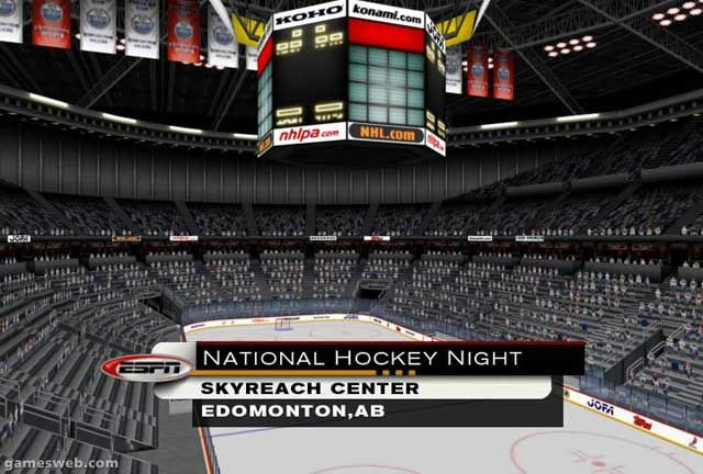 ESPN National Hockey Night  Archiv - Screenshots - Bild 2