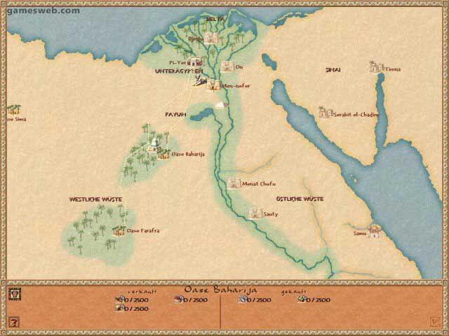 Kleopatra: Königin des Nils - Screenshots - Bild 12