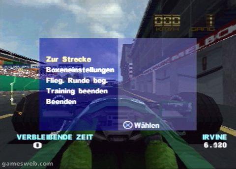 F1 2000 - Screenshots - Bild 11