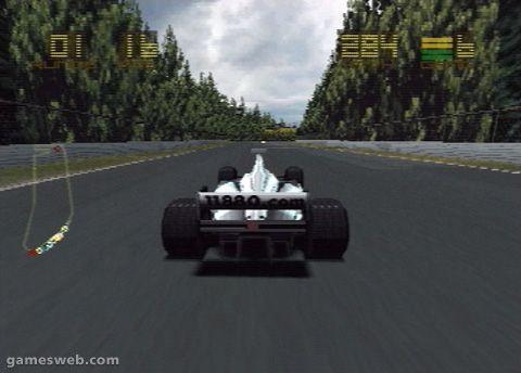 F1 2000 - Screenshots - Bild 12