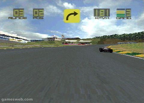 F1 2000 - Screenshots - Bild 4