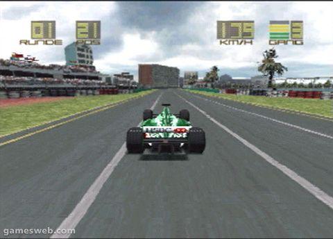 F1 2000 - Screenshots - Bild 5