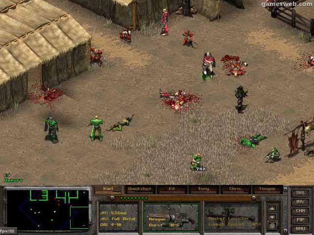 Fallout Tactics - Screenshots - Bild 2