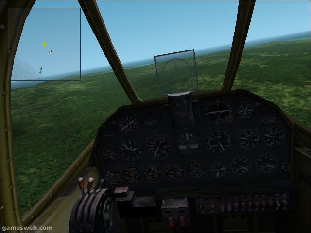 Combat Flight Simulator 2 - Screenshots - Bild 5
