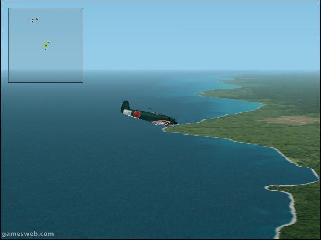 Combat Flight Simulator 2 - Screenshots - Bild 8
