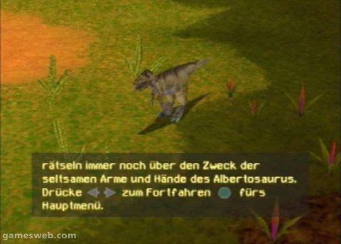 Disney's Dinosaur - Screenshots - Bild 13