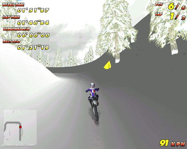 Motocross Mania - Screenshots - Bild 2