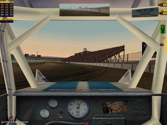 Dirt Track Racing Sprint Cars - Screenshots - Bild 14