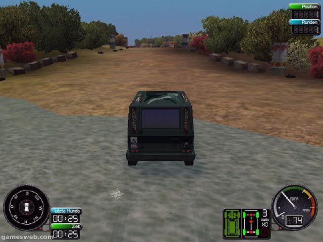 Bleifuss Offroad - Screenshots - Bild 13