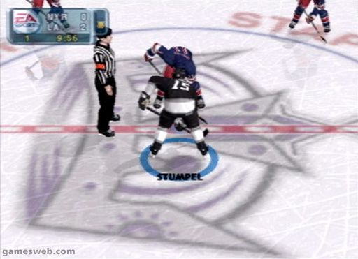 NHL 2001 - Screenshots - Bild 10