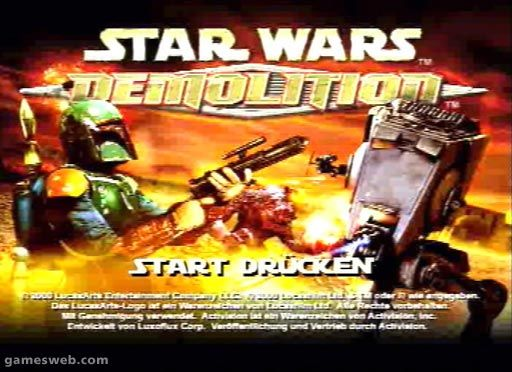 Star Wars Demolition - Screenshots - Bild 13