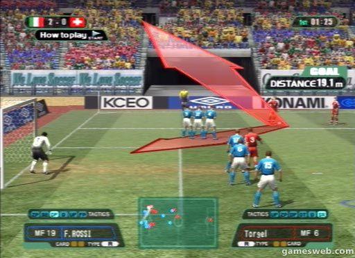 International Superstar Soccer - Screenshots - Bild 14