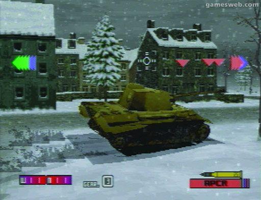 Panzerfront  Archiv - Screenshots - Bild 8