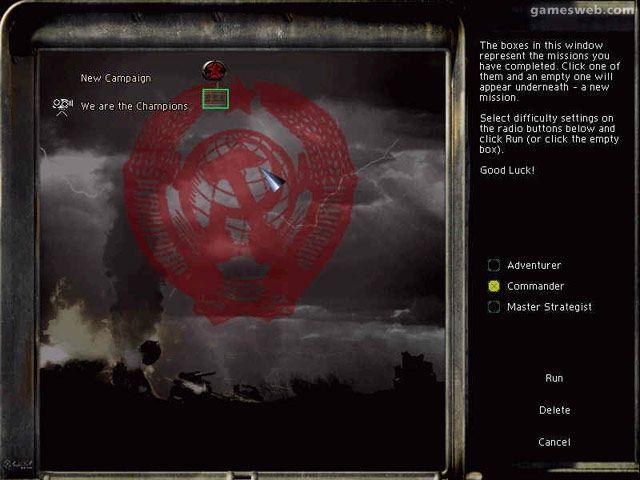 Original War - Screenshots - Bild 14
