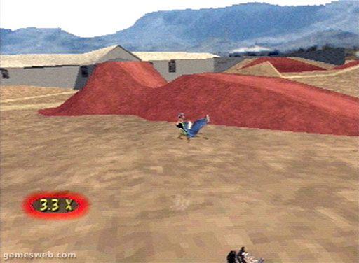 MTV Sports: T.J. Lavin's Ultimate BMX - Screenshots - Bild 5