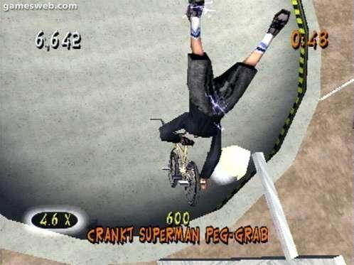 MTV Sports: T.J. Lavin's Ultimate BMX - Screenshots - Bild 7