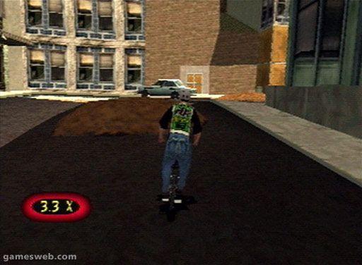 MTV Sports: T.J. Lavin's Ultimate BMX - Screenshots - Bild 6