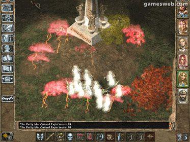Baldur's Gate II: Throne of Bhaal - Screenshots - Bild 9