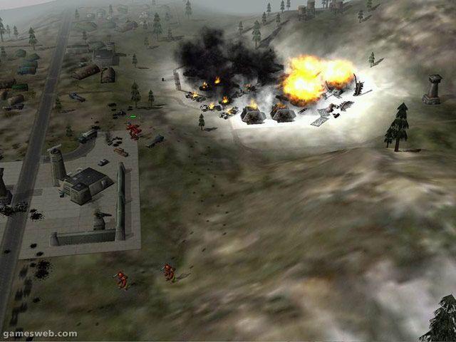 Mech Commander 2  Archiv - Screenshots - Bild 10