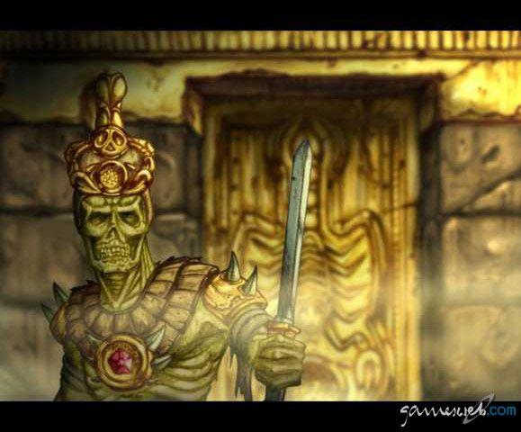 The Mummy Returns  Archiv - Screenshots - Bild 15