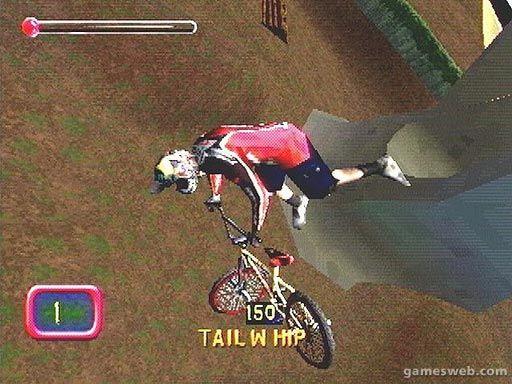 MTV Sports: T.J. Lavin's Ultimate BMX - Screenshots - Bild 9