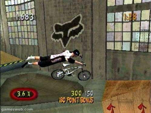 MTV Sports: T.J. Lavin's Ultimate BMX - Screenshots - Bild 12