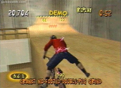 MTV Sports: T.J. Lavin's Ultimate BMX - Screenshots - Bild 15