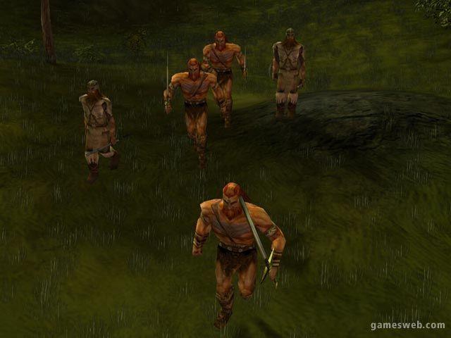 Myth III: The Wolf Age  Archiv - Screenshots - Bild 19